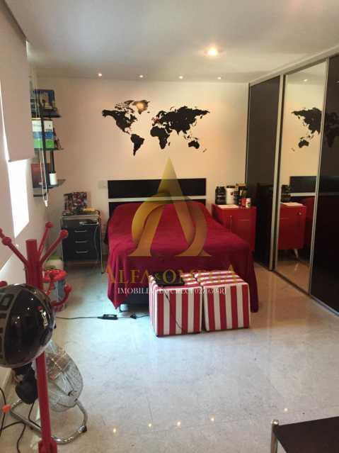 5 - Casa em Condomínio 4 quartos à venda Barra da Tijuca, Rio de Janeiro - R$ 3.800.000 - AO60135 - 5