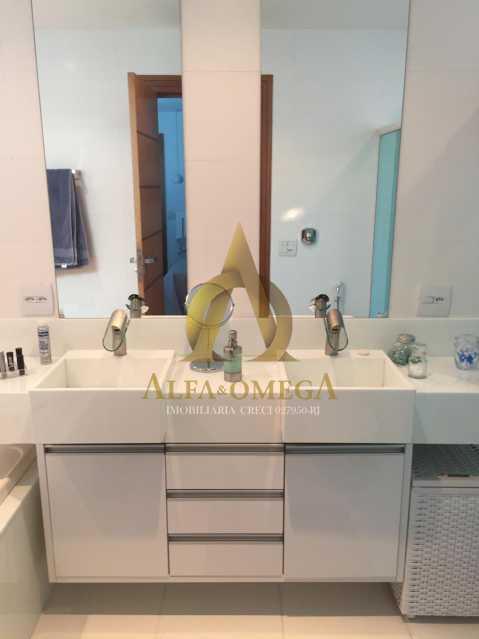 6 - Casa em Condomínio 4 quartos à venda Barra da Tijuca, Rio de Janeiro - R$ 3.800.000 - AO60135 - 20