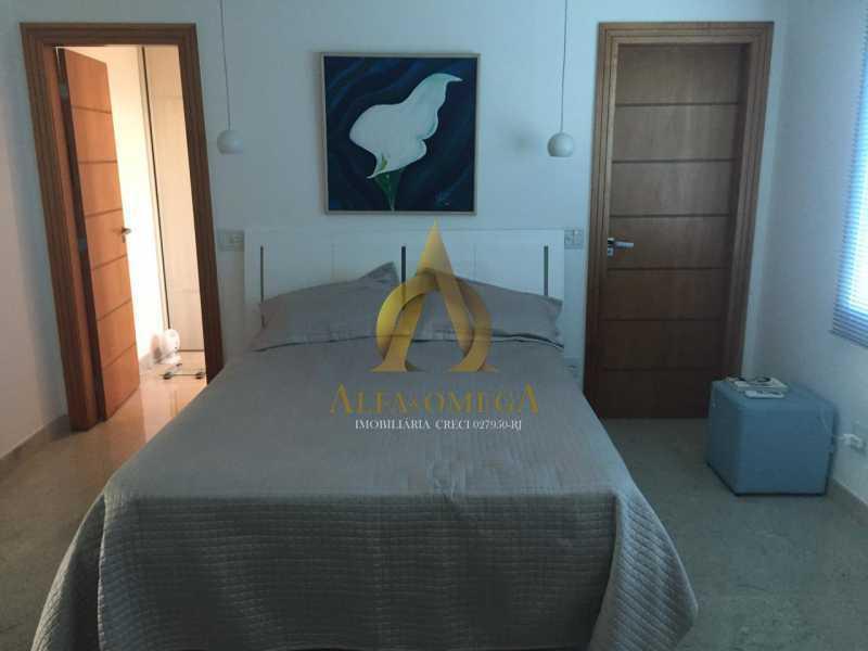 7 - Casa em Condomínio 4 quartos à venda Barra da Tijuca, Rio de Janeiro - R$ 3.800.000 - AO60135 - 9