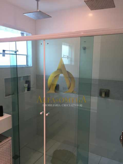 8 - Casa em Condomínio 4 quartos à venda Barra da Tijuca, Rio de Janeiro - R$ 3.800.000 - AO60135 - 21