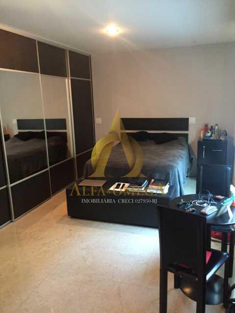 10 - Casa em Condomínio 4 quartos à venda Barra da Tijuca, Rio de Janeiro - R$ 3.800.000 - AO60135 - 7