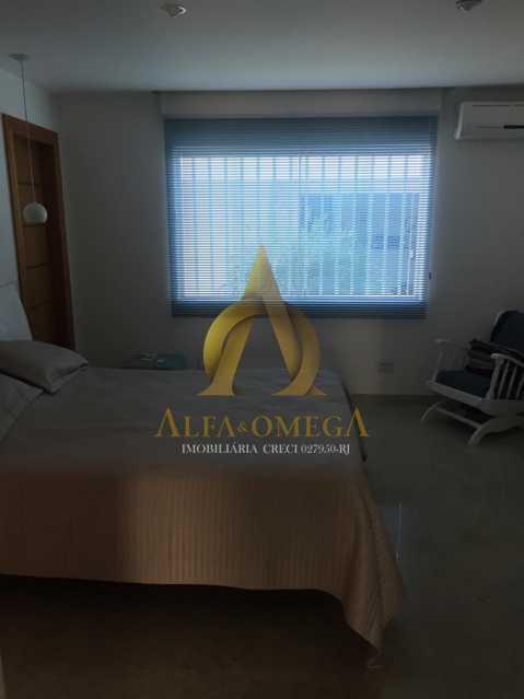 12 - Casa em Condomínio 4 quartos à venda Barra da Tijuca, Rio de Janeiro - R$ 3.800.000 - AO60135 - 10