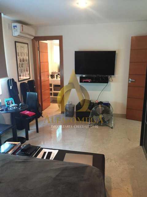 13 - Casa em Condomínio 4 quartos à venda Barra da Tijuca, Rio de Janeiro - R$ 3.800.000 - AO60135 - 8