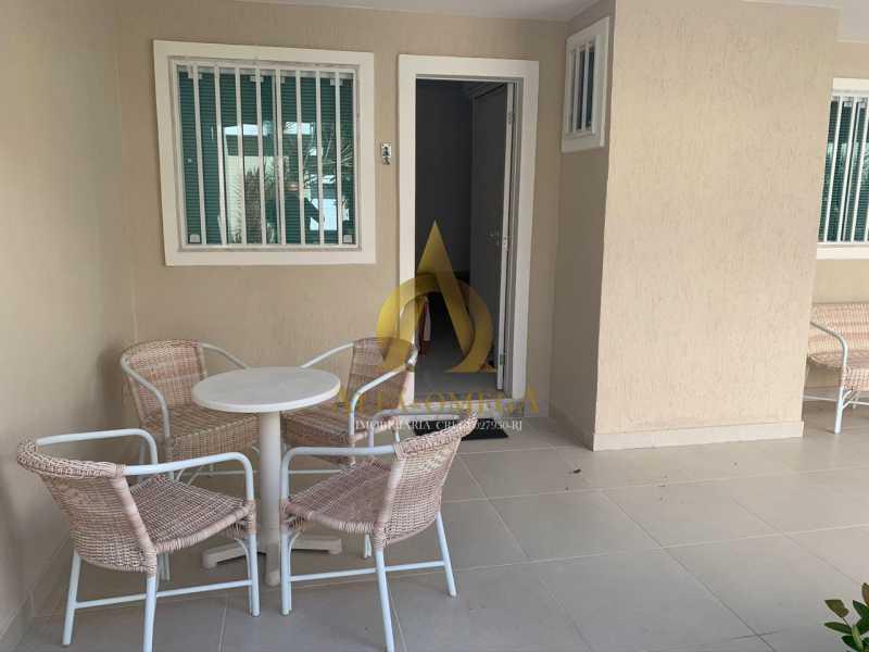 14 - Casa em Condomínio 4 quartos à venda Barra da Tijuca, Rio de Janeiro - R$ 3.800.000 - AO60135 - 3