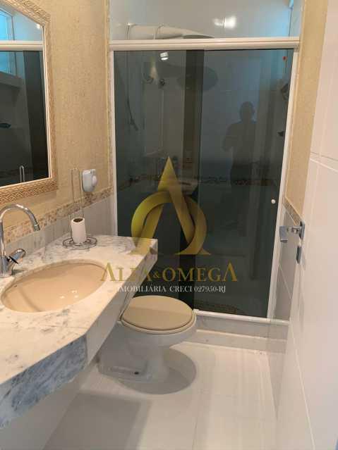 16 - Casa em Condomínio 4 quartos à venda Barra da Tijuca, Rio de Janeiro - R$ 3.800.000 - AO60135 - 22