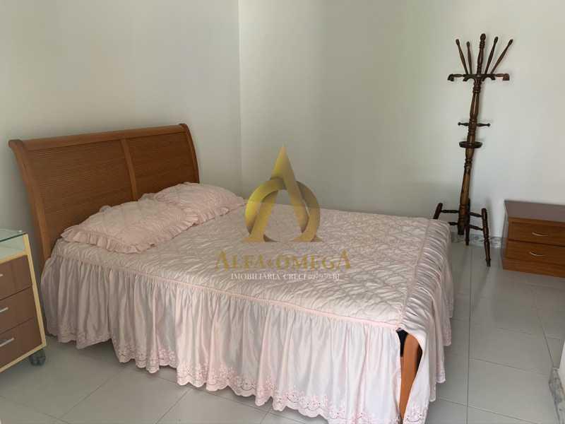 17 - Casa em Condomínio 4 quartos à venda Barra da Tijuca, Rio de Janeiro - R$ 3.800.000 - AO60135 - 12