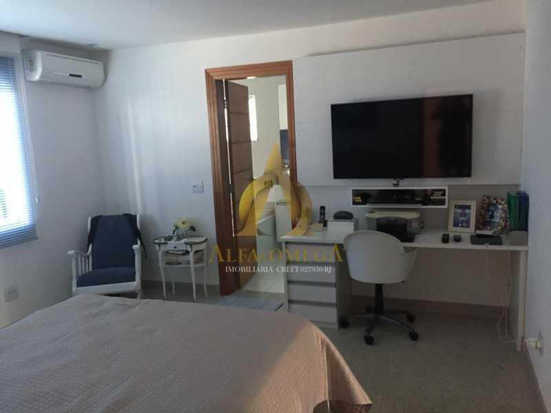 19 - Casa em Condomínio 4 quartos à venda Barra da Tijuca, Rio de Janeiro - R$ 3.800.000 - AO60135 - 11