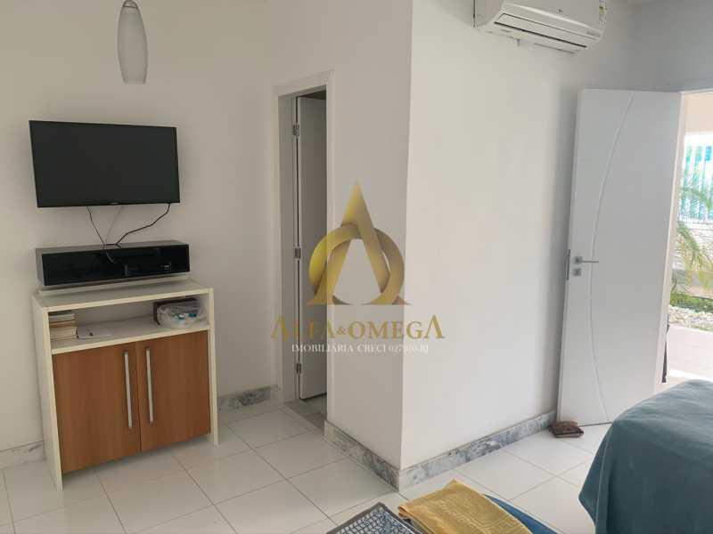 22 - Casa em Condomínio 4 quartos à venda Barra da Tijuca, Rio de Janeiro - R$ 3.800.000 - AO60135 - 15