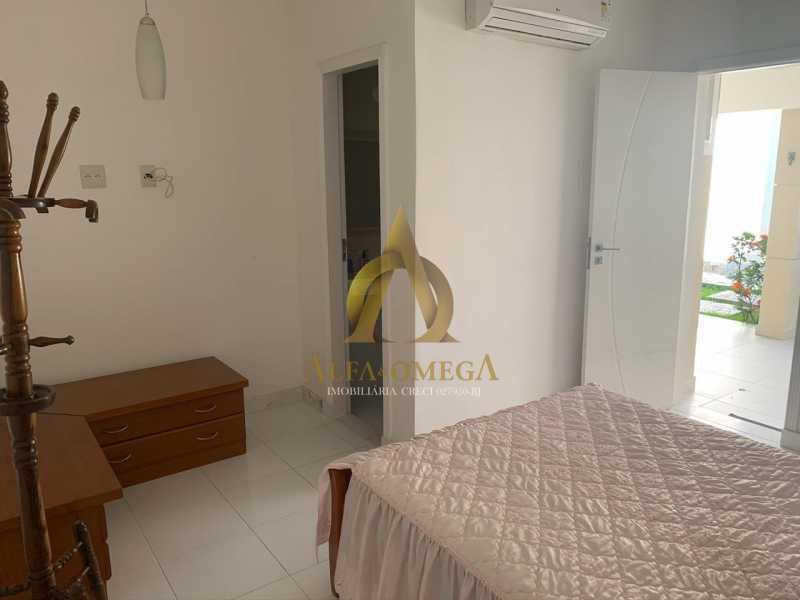 23 - Casa em Condomínio 4 quartos à venda Barra da Tijuca, Rio de Janeiro - R$ 3.800.000 - AO60135 - 13