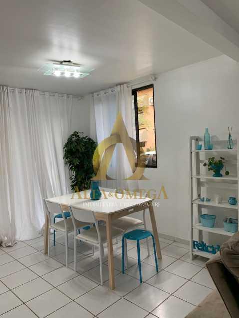 1 - Casa em Condomínio à venda Estrada do Rio Grande,Taquara, Rio de Janeiro - R$ 578.000 - AOJ60072 - 7