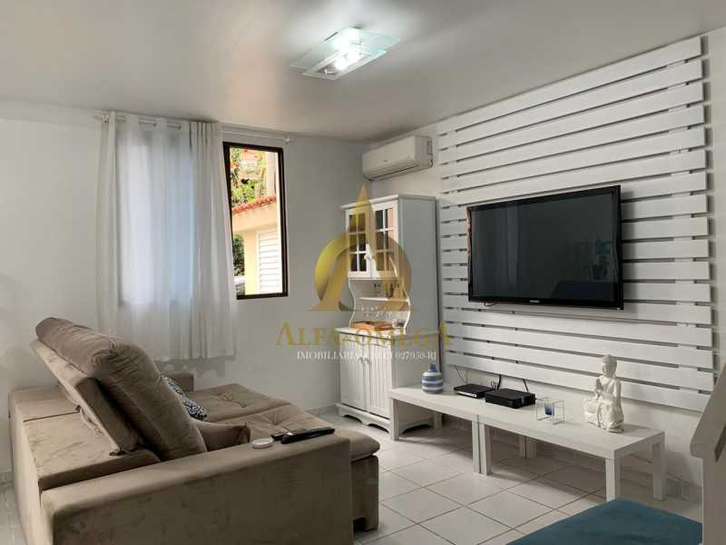 2 - Casa em Condomínio à venda Estrada do Rio Grande,Taquara, Rio de Janeiro - R$ 578.000 - AOJ60072 - 4