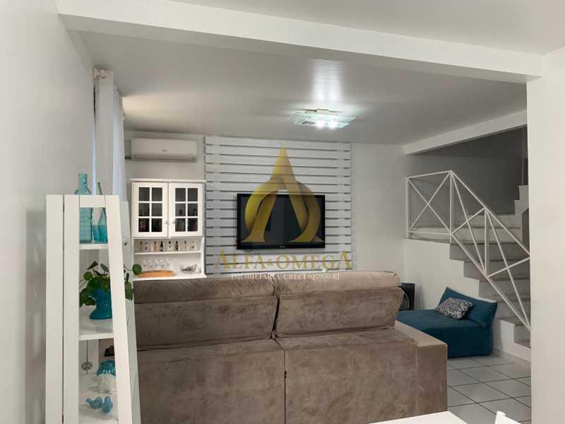 3 - Casa em Condomínio à venda Estrada do Rio Grande,Taquara, Rio de Janeiro - R$ 578.000 - AOJ60072 - 5
