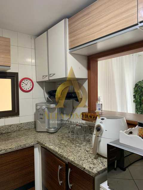 10 - Casa em Condomínio à venda Estrada do Rio Grande,Taquara, Rio de Janeiro - R$ 578.000 - AOJ60072 - 23