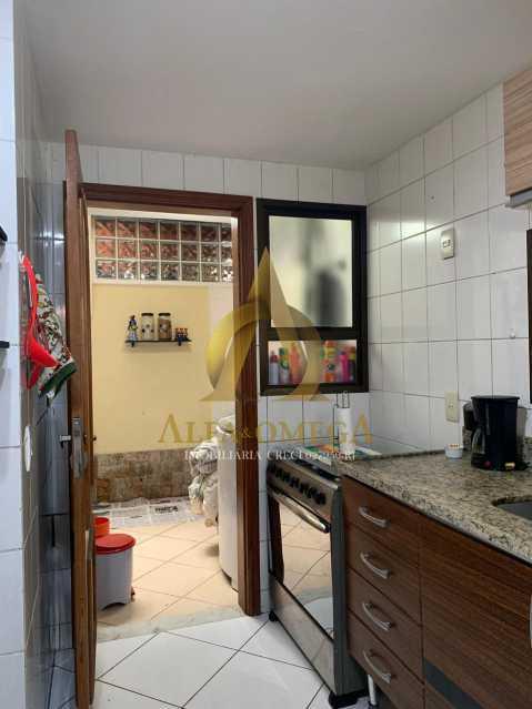 11 - Casa em Condomínio à venda Estrada do Rio Grande,Taquara, Rio de Janeiro - R$ 578.000 - AOJ60072 - 27