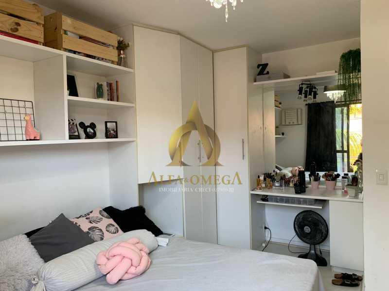 16 - Casa em Condomínio à venda Estrada do Rio Grande,Taquara, Rio de Janeiro - R$ 578.000 - AOJ60072 - 11