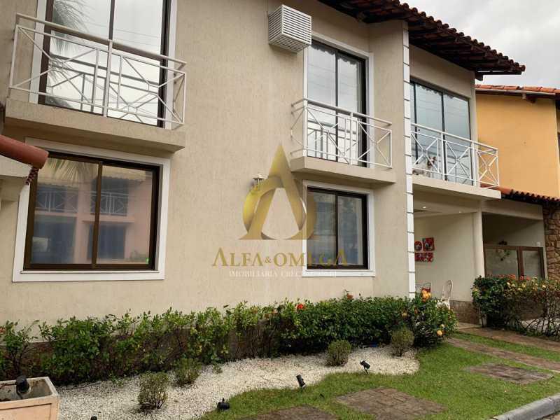 18 - Casa em Condomínio à venda Estrada do Rio Grande,Taquara, Rio de Janeiro - R$ 578.000 - AOJ60072 - 3
