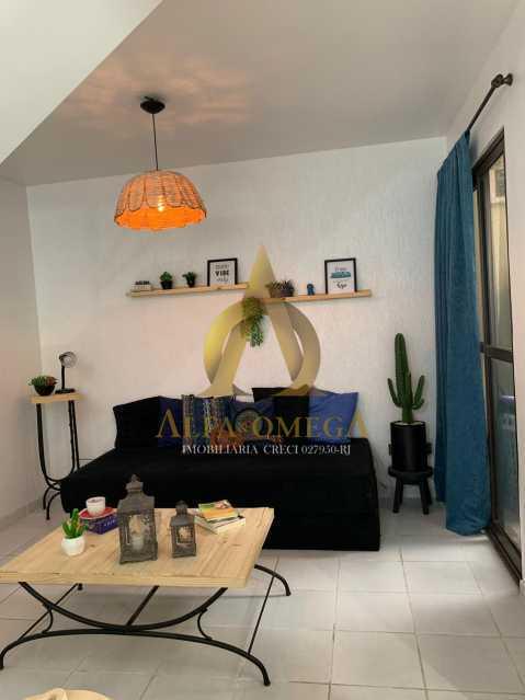 27 - Casa em Condomínio à venda Estrada do Rio Grande,Taquara, Rio de Janeiro - R$ 578.000 - AOJ60072 - 8
