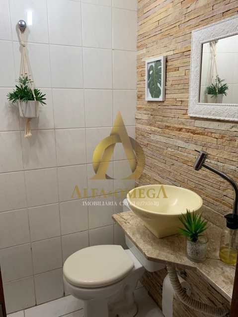 30 - Casa em Condomínio à venda Estrada do Rio Grande,Taquara, Rio de Janeiro - R$ 578.000 - AOJ60072 - 21