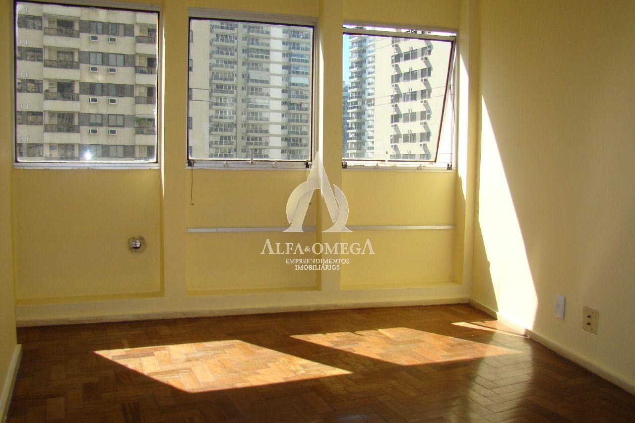 FOTO 3 - Apartamento 1 quarto à venda Barra da Tijuca, Rio de Janeiro - R$ 329.000 - AO10240 - 4