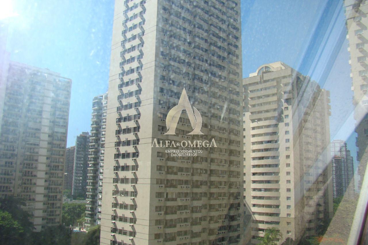 FOTO 16 - Apartamento 1 quarto à venda Barra da Tijuca, Rio de Janeiro - R$ 329.000 - AO10240 - 17