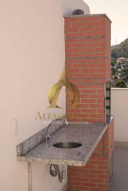 5 - Cobertura Estrada Pau-Ferro,Pechincha, Rio de Janeiro, RJ Para Venda e Aluguel, 3 Quartos, 131m² - AOJ50040 - 11