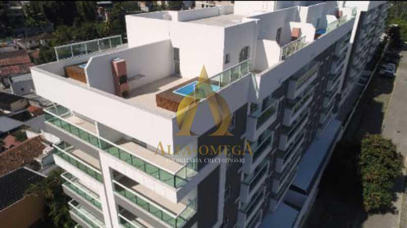 6 - Cobertura Estrada Pau-Ferro,Pechincha, Rio de Janeiro, RJ Para Venda e Aluguel, 3 Quartos, 131m² - AOJ50040 - 29