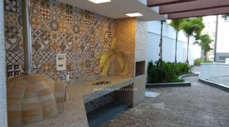 22 - Cobertura Estrada Pau-Ferro,Pechincha, Rio de Janeiro, RJ Para Venda e Aluguel, 3 Quartos, 131m² - AOJ50040 - 24