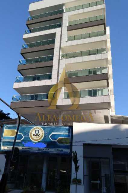28 - Cobertura Estrada Pau-Ferro,Pechincha, Rio de Janeiro, RJ Para Venda e Aluguel, 3 Quartos, 131m² - AOJ50040 - 30