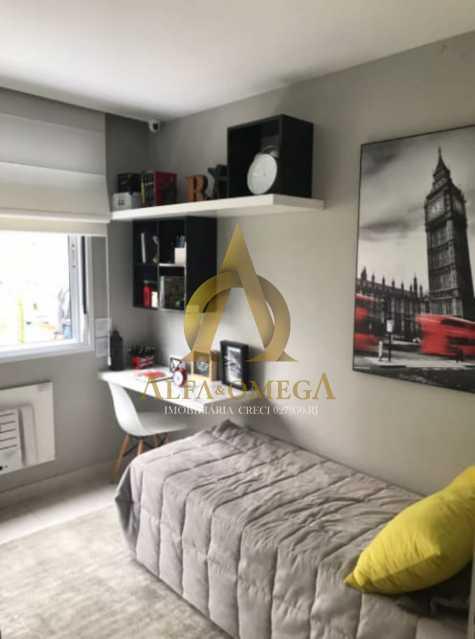 3 - Apartamento à venda Estrada do Engenho D´Agua,Anil, Rio de Janeiro - R$ 315.000 - AOJ20179 - 8