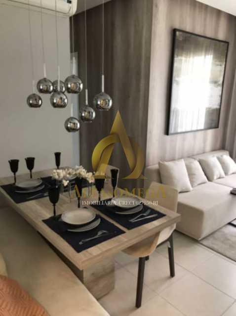 5 - Apartamento à venda Estrada do Engenho D´Agua,Anil, Rio de Janeiro - R$ 315.000 - AOJ20179 - 4