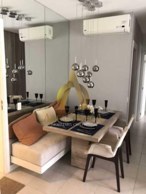 6 - Apartamento à venda Estrada do Engenho D´Agua,Anil, Rio de Janeiro - R$ 315.000 - AOJ20179 - 5