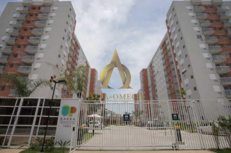 10 - Apartamento à venda Estrada do Engenho D´Agua,Anil, Rio de Janeiro - R$ 315.000 - AOJ20179 - 14