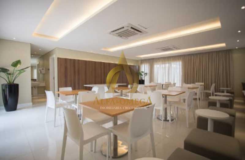 11 - Apartamento à venda Estrada do Engenho D´Agua,Anil, Rio de Janeiro - R$ 315.000 - AOJ20179 - 11