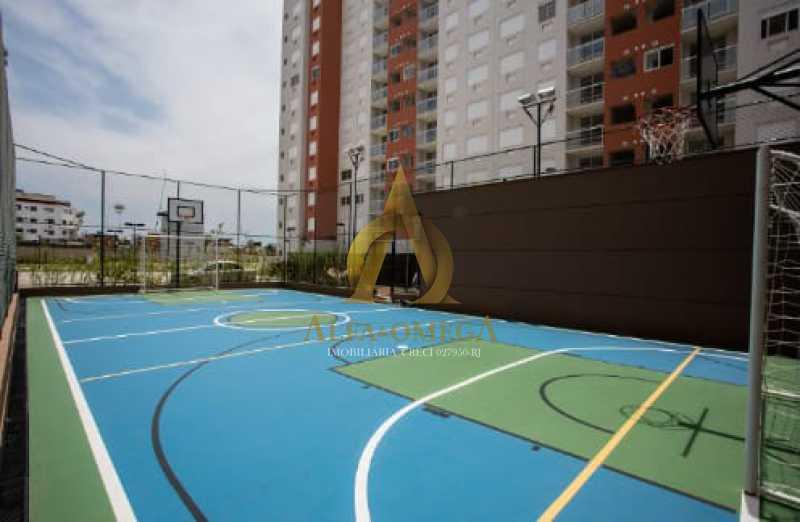 13 - Apartamento à venda Estrada do Engenho D´Agua,Anil, Rio de Janeiro - R$ 315.000 - AOJ20179 - 13
