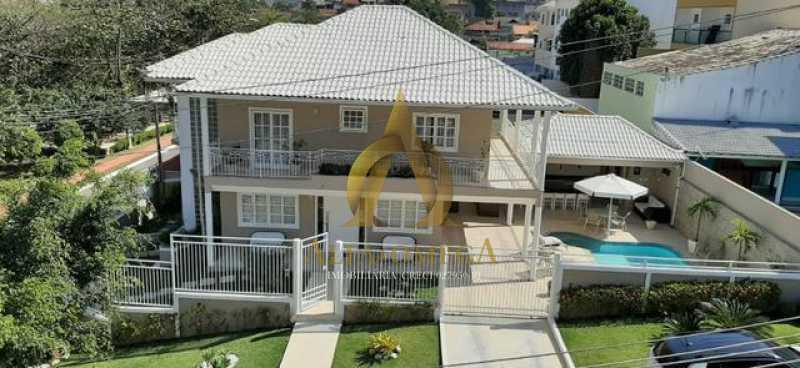 1 - Casa em Condomínio Taquara, Rio de Janeiro, RJ À Venda, 3 Quartos, 368m² - AOJ60076 - 1