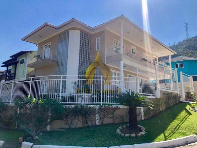2 - Casa em Condomínio Taquara, Rio de Janeiro, RJ À Venda, 3 Quartos, 368m² - AOJ60076 - 3