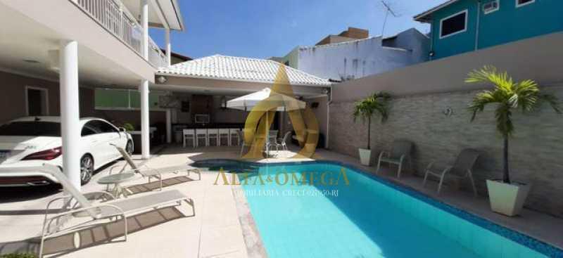 4 - Casa em Condomínio Taquara, Rio de Janeiro, RJ À Venda, 3 Quartos, 368m² - AOJ60076 - 5