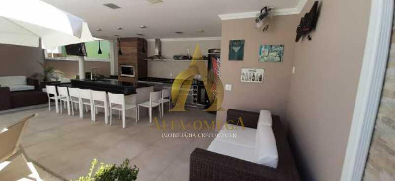 5 - Casa em Condomínio Taquara, Rio de Janeiro, RJ À Venda, 3 Quartos, 368m² - AOJ60076 - 6