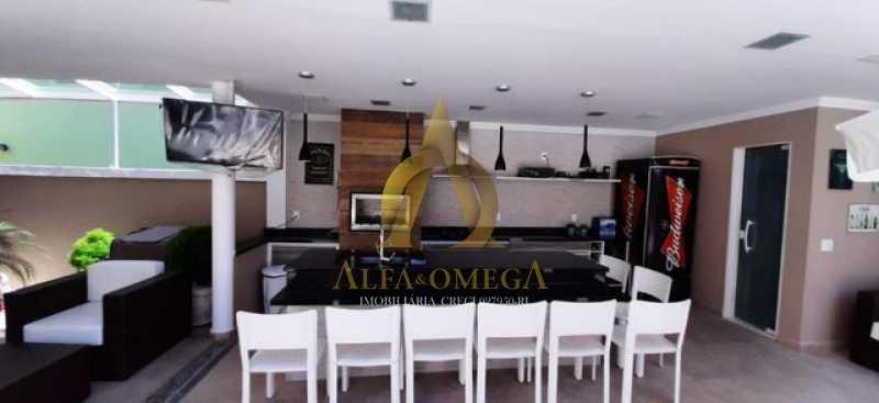6 - Casa em Condomínio Taquara, Rio de Janeiro, RJ À Venda, 3 Quartos, 368m² - AOJ60076 - 7