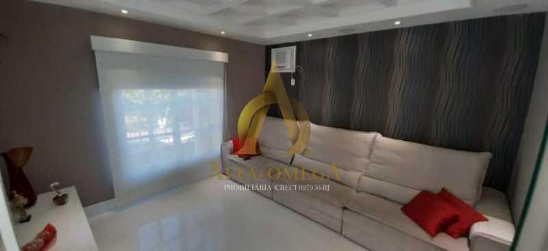 8 - Casa em Condomínio Taquara, Rio de Janeiro, RJ À Venda, 3 Quartos, 368m² - AOJ60076 - 10