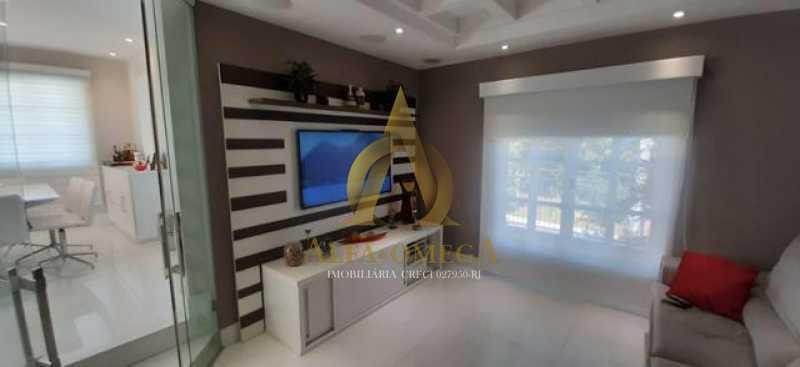 12 - Casa em Condomínio Taquara, Rio de Janeiro, RJ À Venda, 3 Quartos, 368m² - AOJ60076 - 9