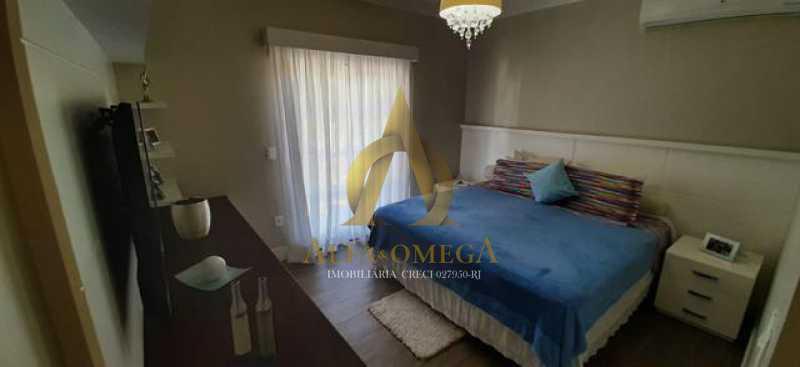 18 - Casa em Condomínio Taquara, Rio de Janeiro, RJ À Venda, 3 Quartos, 368m² - AOJ60076 - 18