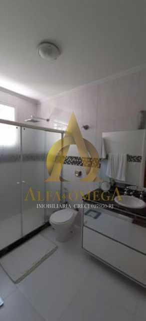 19 - Casa em Condomínio Taquara, Rio de Janeiro, RJ À Venda, 3 Quartos, 368m² - AOJ60076 - 20
