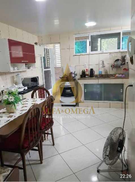 1 - Casa em Condomínio Estrada Mapua,Jacarepaguá, Rio de Janeiro, RJ Para Alugar, 3 Quartos, 200m² - AOJ60028L - 13
