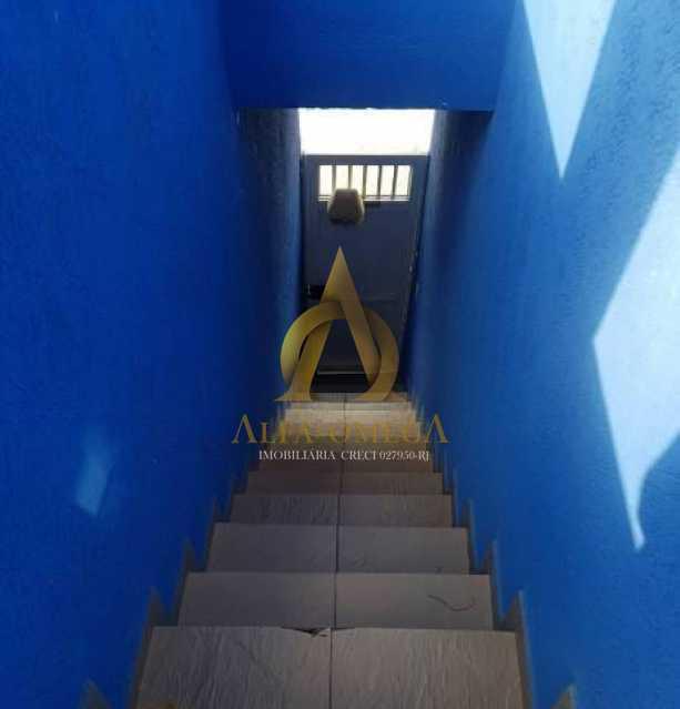 3 - Casa em Condomínio Estrada Mapua,Jacarepaguá, Rio de Janeiro, RJ Para Alugar, 3 Quartos, 200m² - AOJ60028L - 16