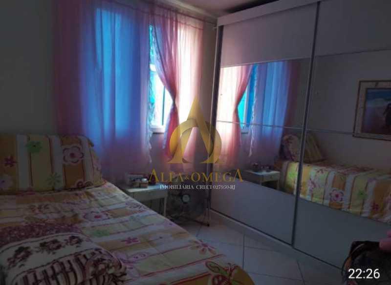4 - Casa em Condomínio Estrada Mapua,Jacarepaguá, Rio de Janeiro, RJ Para Alugar, 3 Quartos, 200m² - AOJ60028L - 5