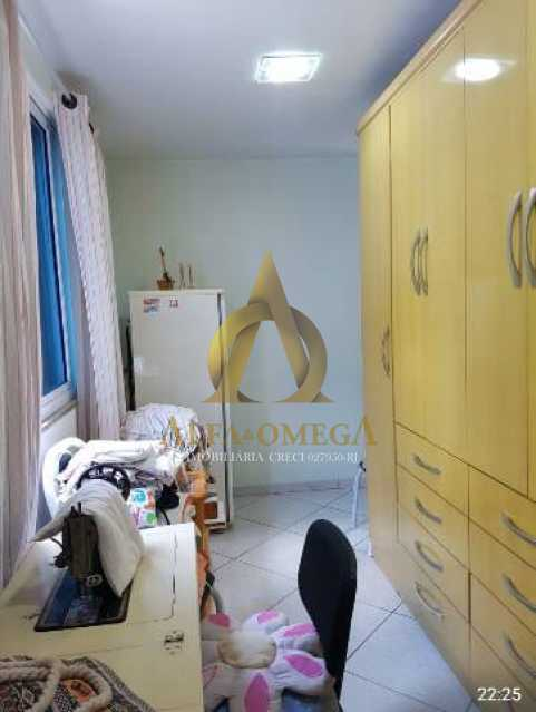 10 - Casa em Condomínio Estrada Mapua,Jacarepaguá, Rio de Janeiro, RJ Para Alugar, 3 Quartos, 200m² - AOJ60028L - 9