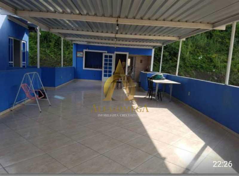 11 - Casa em Condomínio Estrada Mapua,Jacarepaguá, Rio de Janeiro, RJ Para Alugar, 3 Quartos, 200m² - AOJ60028L - 18
