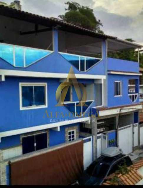 12 - Casa em Condomínio Estrada Mapua,Jacarepaguá, Rio de Janeiro, RJ Para Alugar, 3 Quartos, 200m² - AOJ60028L - 20