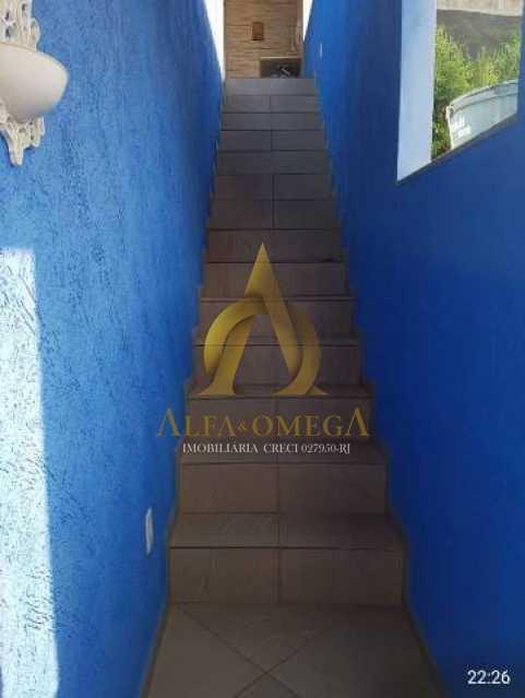 13 - Casa em Condomínio Estrada Mapua,Jacarepaguá, Rio de Janeiro, RJ Para Alugar, 3 Quartos, 200m² - AOJ60028L - 17